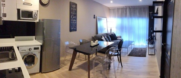 Noble Refine One Bed Condo………….Ref No: 7518