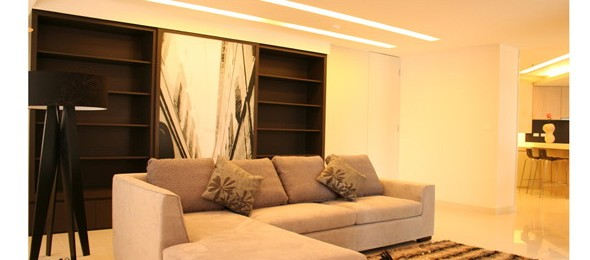 Wittayu Complex 3 Bed 3 Bath Condo ……….Ref No: 8031