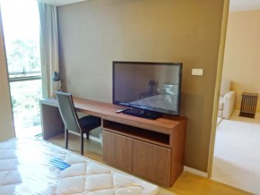 LED TV in all rooms