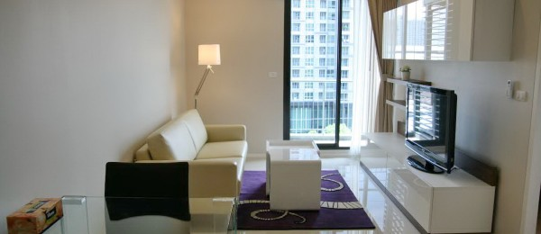 Villa Asoke One Bed Condo ……….Ref No: 8523