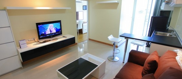 The Link 64, One Bed Condo ………….Ref No: 9190
