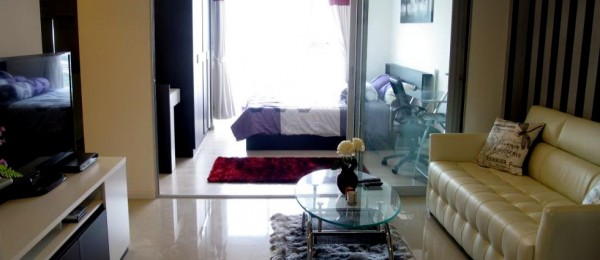 Aspire 48 One Bedroom Condo ………Ref No 9708