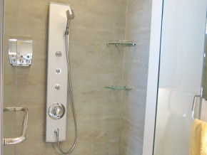How water power shower