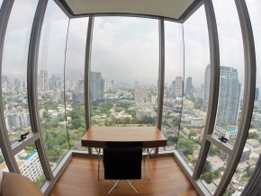 Study with 180 degree views