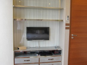 Bedroom TV and DVD player